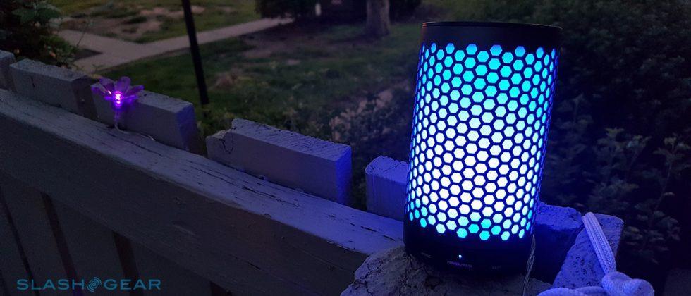 808 Audio CANZ Glo portable wireless speaker mini Review