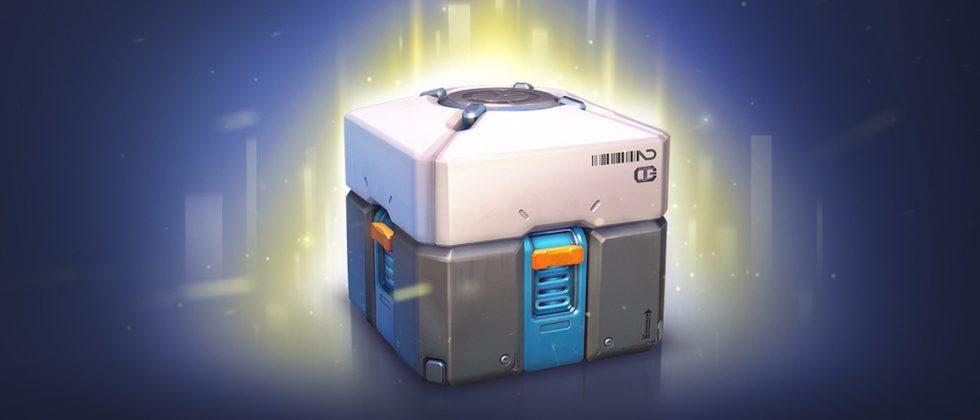 Bilderesultat for loot box overwatch
