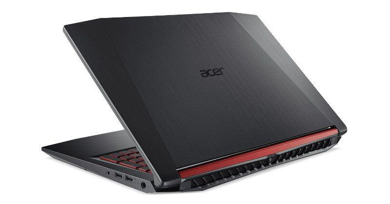 Acer announces Nitro 5 notebook, Spin 1 convertible, Iconia tablets