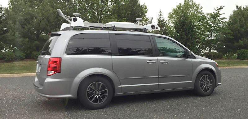Apple Maps street imagery vans expand to more US areas