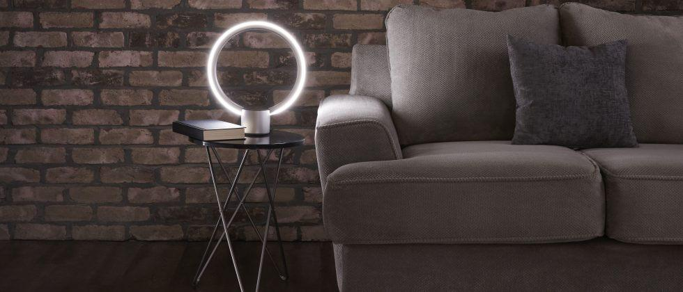 C by GE Sol, a futuristic lamp with Alexa, will arrive in September