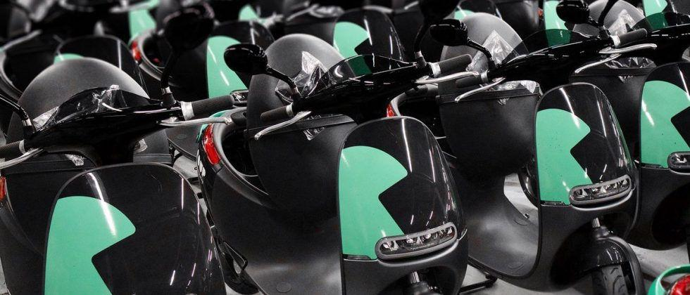 Coup's Gogoro e-scooter rental rides into Paris this summer
