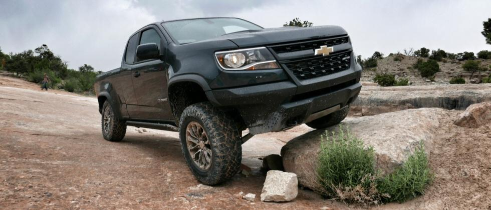 5 Things You Need To Know About The 2017 Chevrolet Colorado ZR2