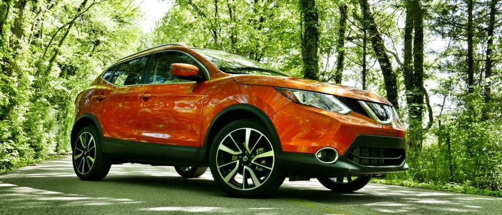 2017 Nissan Rogue Sport First Drive: Smaller, but not lesser SUV