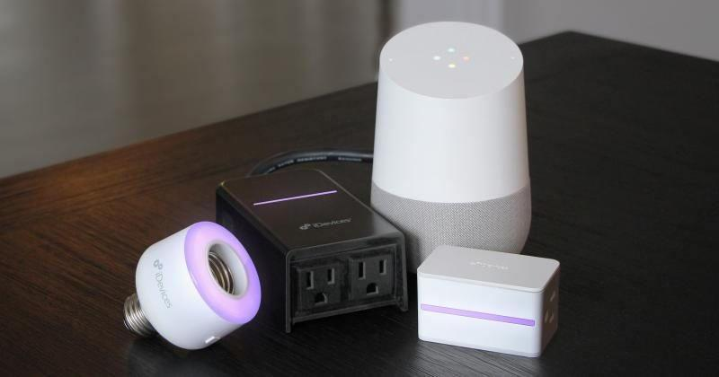 iDevices adds Google Assistant support for its smart home products