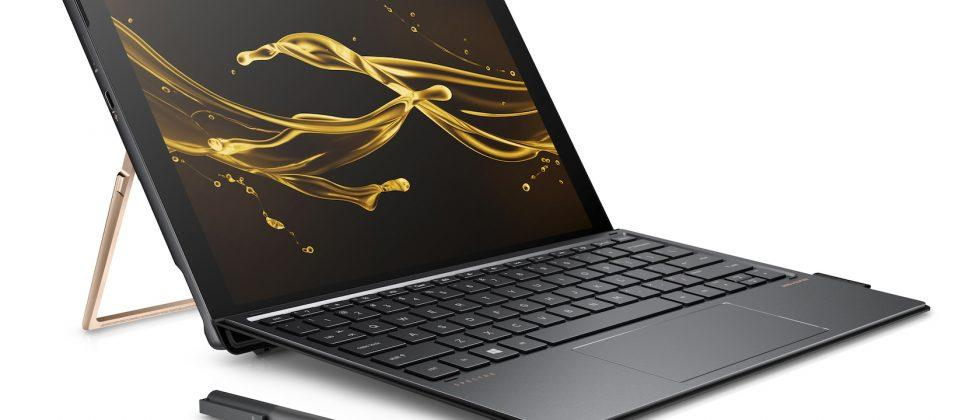 The HP Spectre x2 wants to solve your Surface Pro