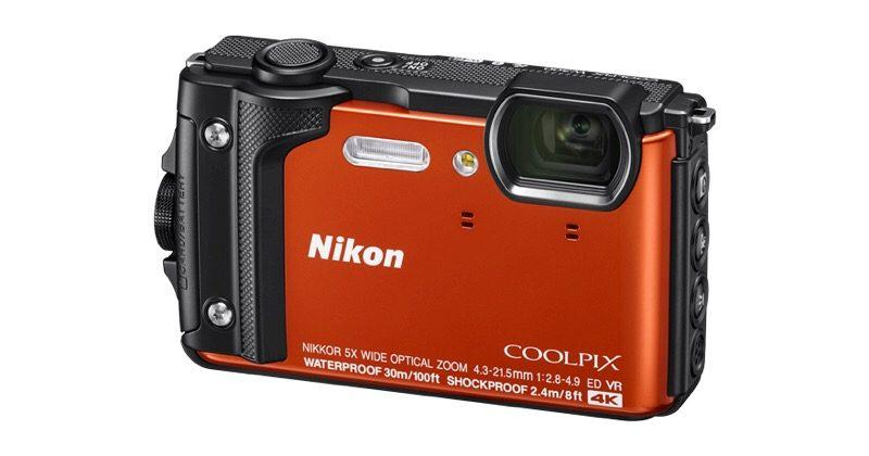 Nikon COOLPIX W300 will weather any condition in beautiful 4K