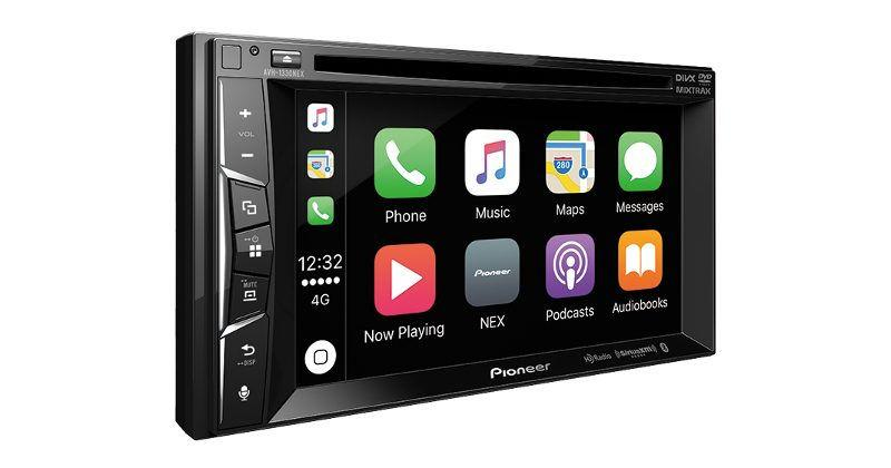 Pioneer 2017 NEX in-dash receivers turn any car into a smartphone