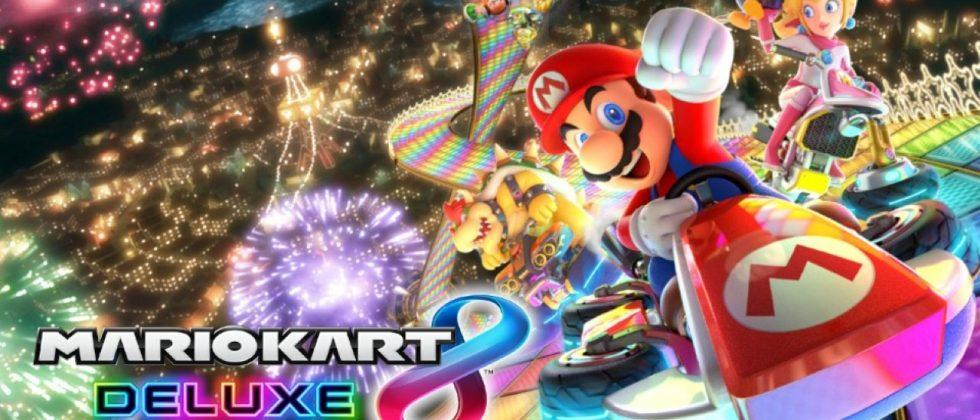 Mario Kart 8 Deluxe Review The Return Of The King Slashgear