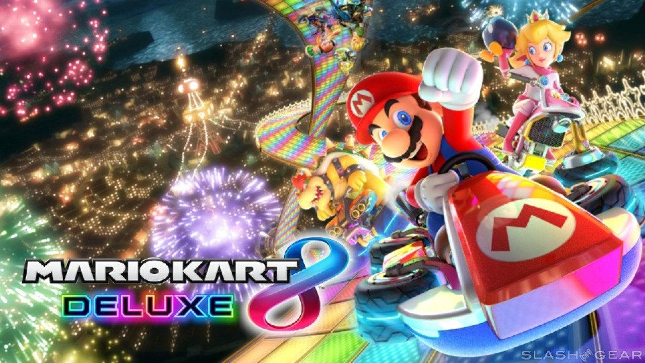 Mario Kart 8 Deluxe Review The Return Of The King Slashgear