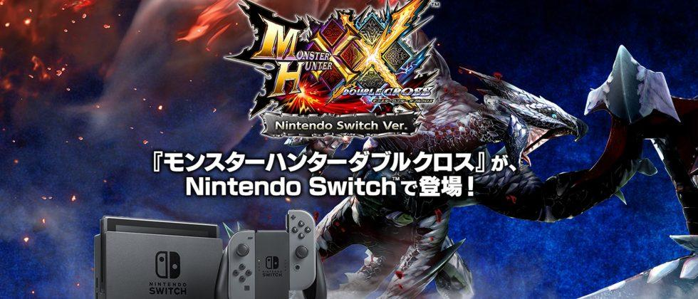 In Monster Hunter XX, Nintendo Switch gets the Capcom title it deserves