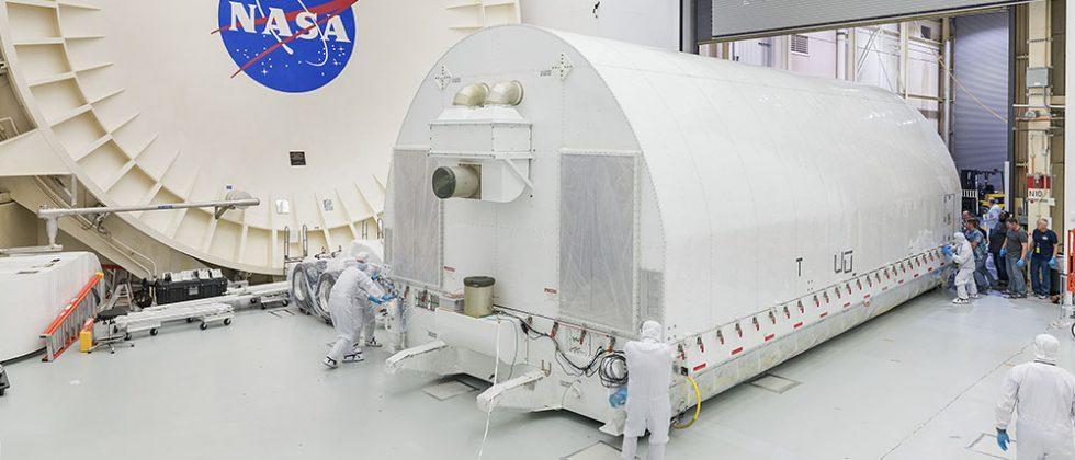 NASA puts James Webb Space Telescope through final freeze before launch