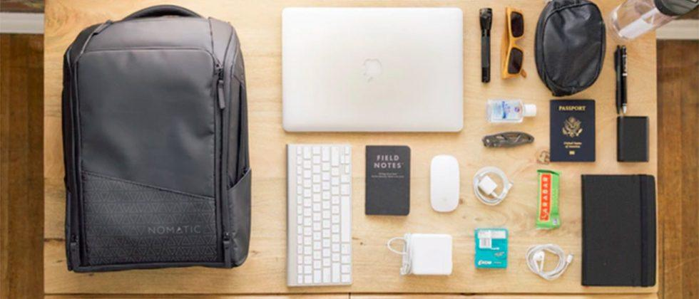 64107ab4cf63d4 NOMATIC Backpack and Travel Pack blast past $1m milestone on Kickstarter