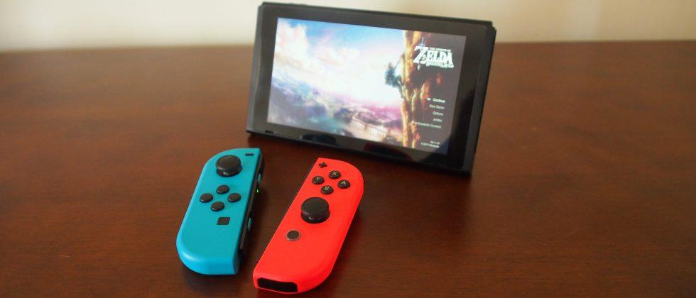 Nintendo Switch still selling like crazy, says GameStop