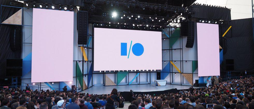 Everything from the Google I/O 2017 opening keynote