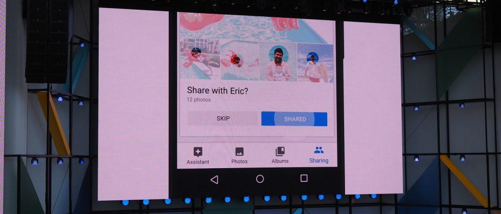 Automatic Sharing update to Google Photos couldn't possibly end badly