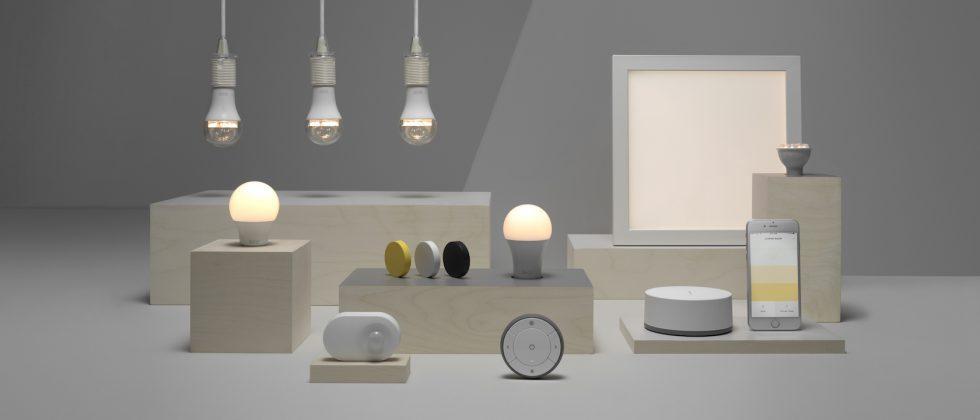 IKEA smart lighting price confirmed; HomeKit, Google Home, Alexa incoming