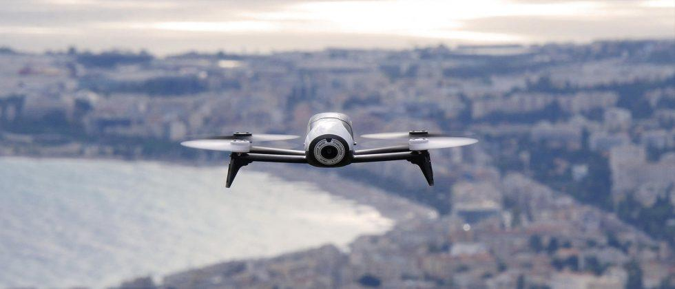 Parrot's new prosumer drone division will kick off with three new models