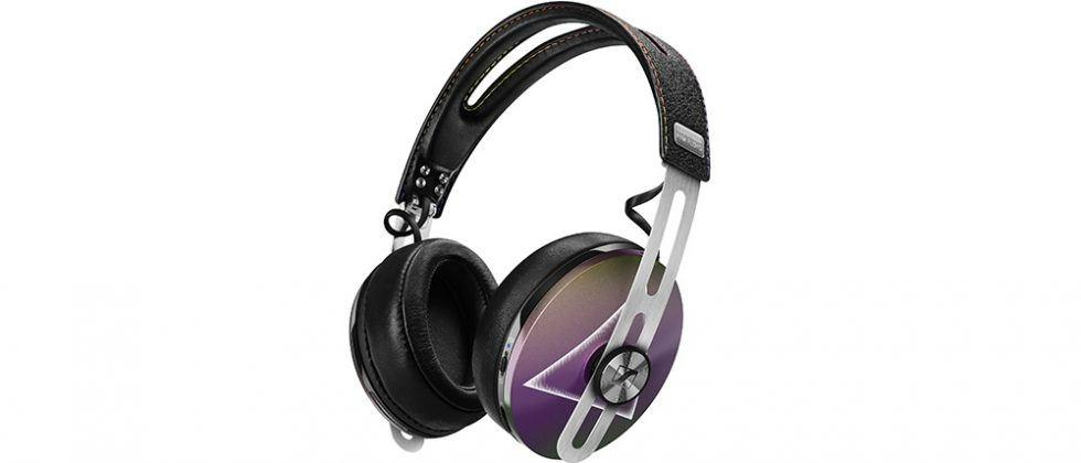 Sennheiser HD 1 Pink Floyd headphones are inspired by 'Dark Side of the Moon'