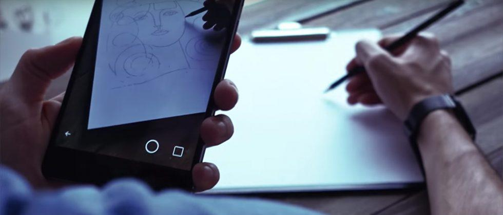 SketchAR app uses augmented reality to make anyone an artist
