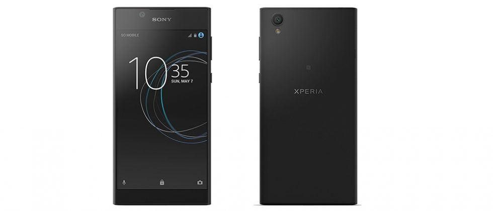 Sony Xperia L1 unlocked budget phone goes on sale in US