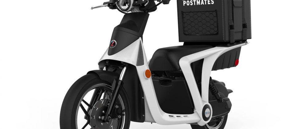 Postmates offers delivery drivers electric scooter rentals
