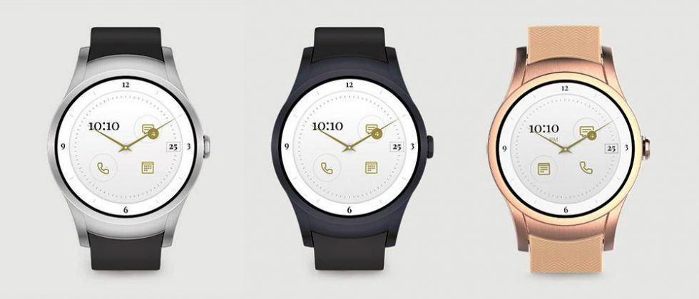 Verizon Wear24 smartwatch with 4G LTE  now available