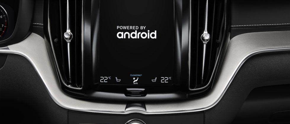 Volvo is using Android for its new infotainment system [UPDATE: Audi too!]