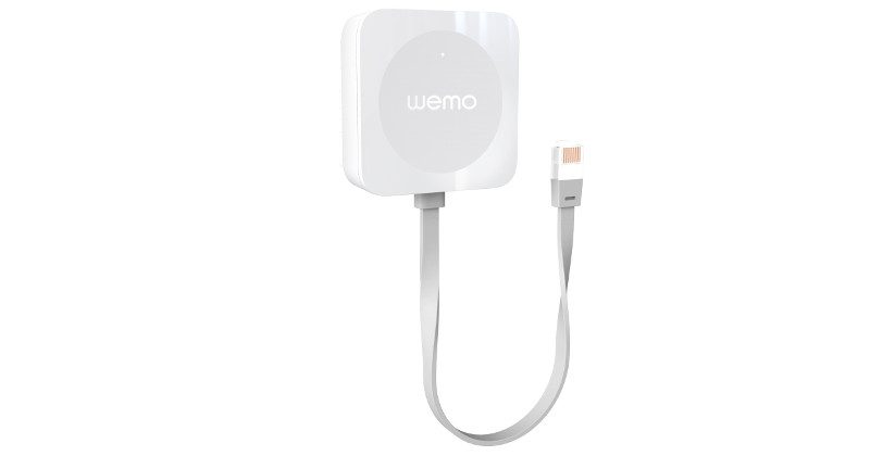 Belkin Wemo Bridge adds Apple HomeKit to smart plugs, switches