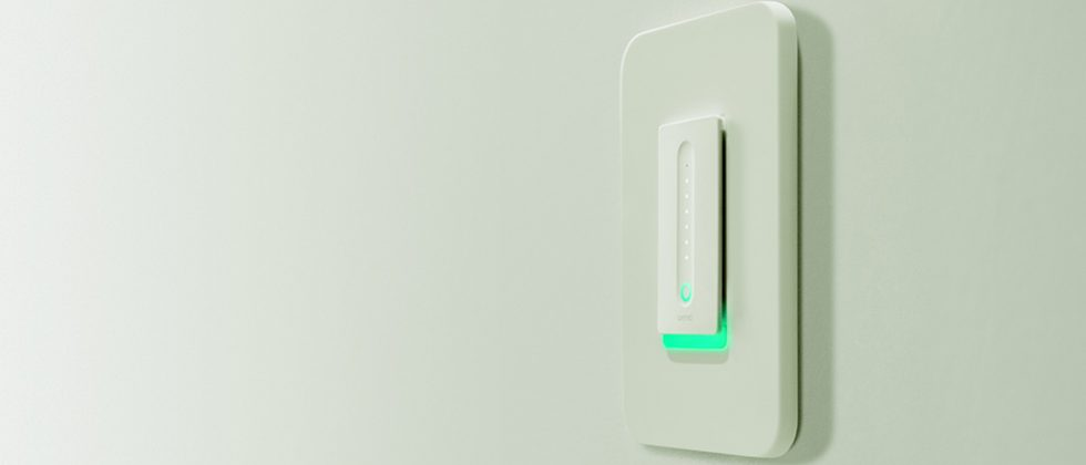 Wemo Wi-Fi Smart Dimmer Light Switch now available