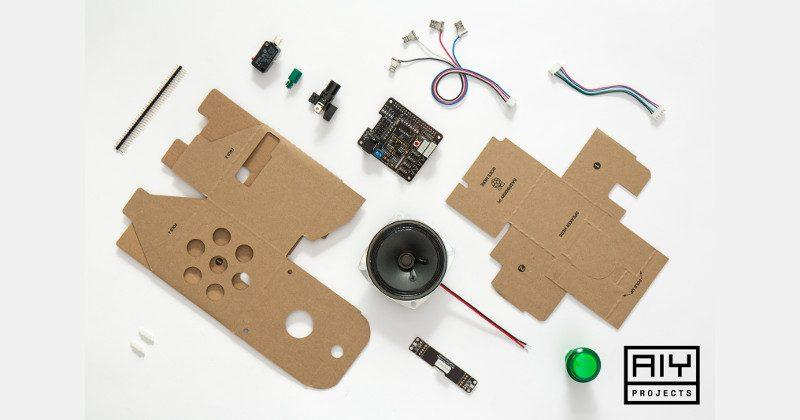 Google, Raspberry Pi team up for AI DIY kit, Voice HAT
