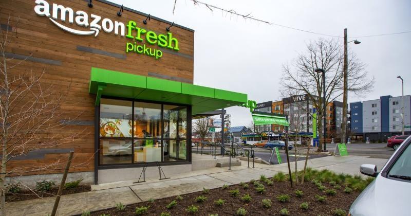 AmazonFresh Pickup finally opens its doors in Seattle