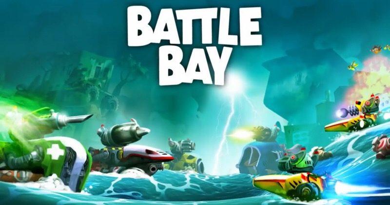 Rovio still has game, launches Battle Bay sans birds