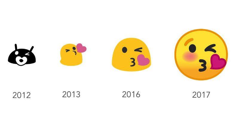 Say goodbye to Google's gumdrop blob emojis