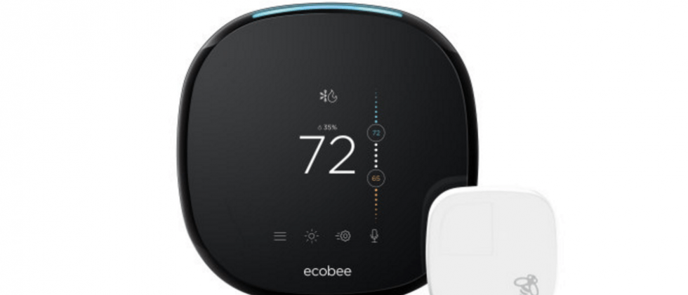 ecobee4 thermostat launches with Alexa support built-in