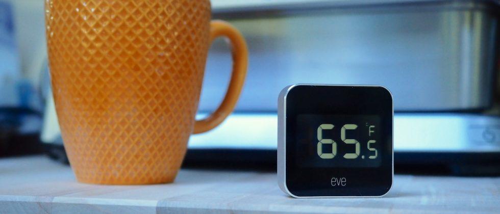 Elgato Eve Degree Review: A simple temperature & humidity HomeKit sensor