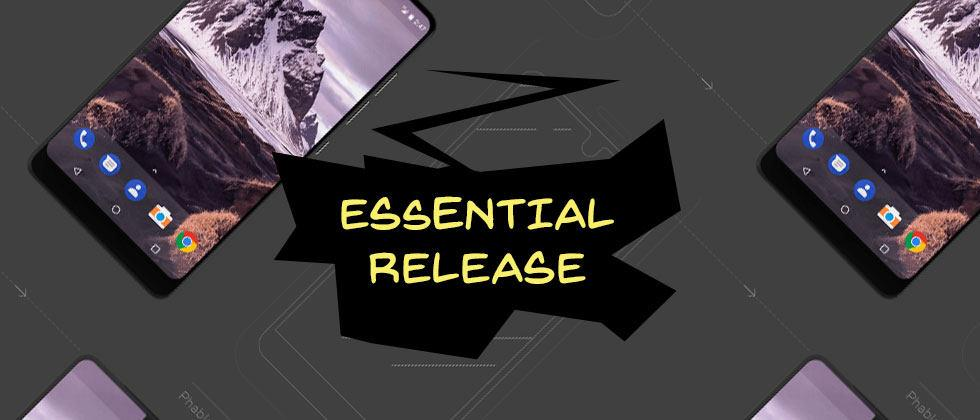 Essential Phone release date and carrier support detailed