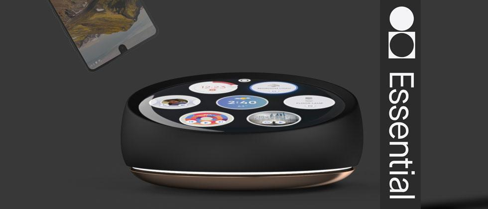 Essential Home revealed to take on Amazon Echo and Google's assistant