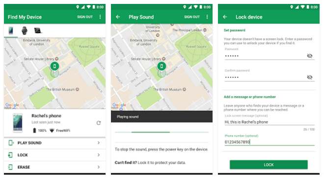 Google Drops Android Device Manager For New Find My Device App