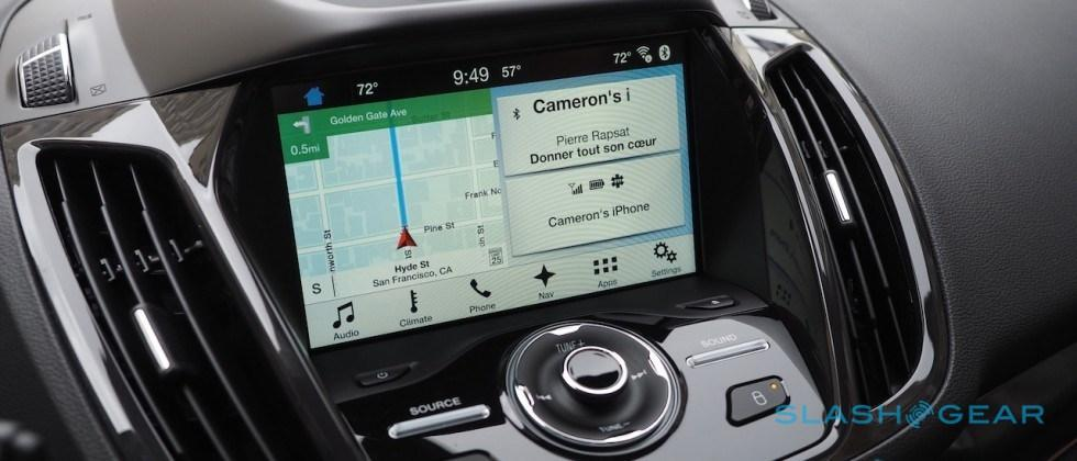 Ford is updating 2016 SYNC 3 cars with CarPlay and Android Auto