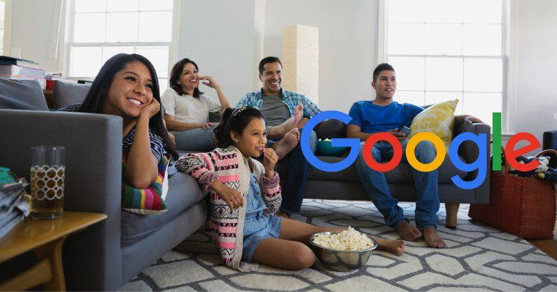 Google brings family sharing to YouTube TV, Calendar, Keep, Photos