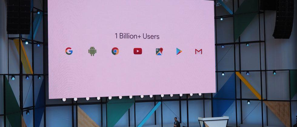 Android is now running on 2 billion devices around the world