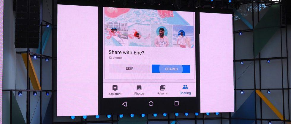 Google Photos' new AI sharing may be creepy, but count me in