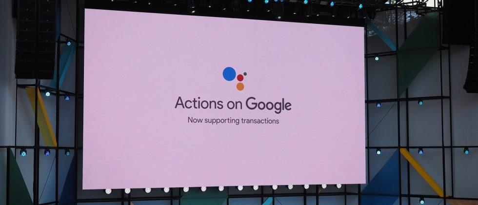 Google Assistant now lets users buy and pay for stuff
