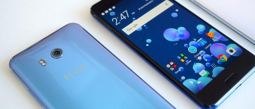 HTC U11 hands-on: The Android flagship you want to squeeze