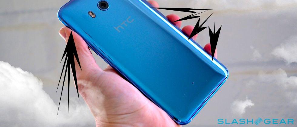 One potential problem with the HTC U11