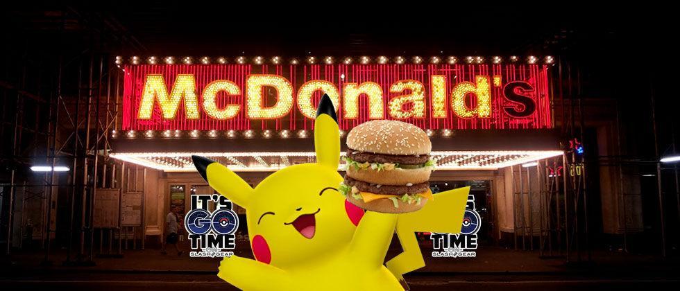 Pokemon GO update event taps McDonalds and rural upgrade