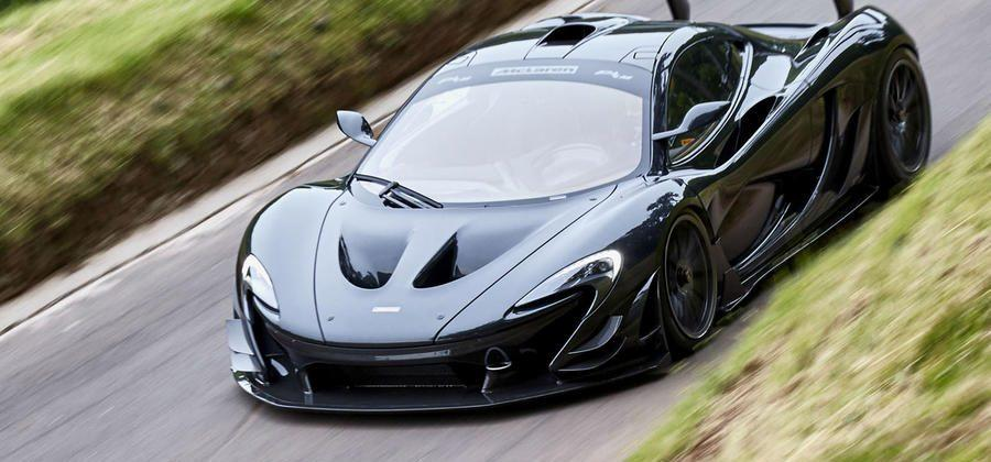 Watch a McLaren P1 LM crush the Nürburgring record