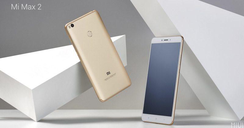 Xiaomi Mi Max 2 tries to say bigger is still better