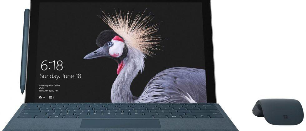 New Microsoft Surface Pro leaks, but it still isn't the 5